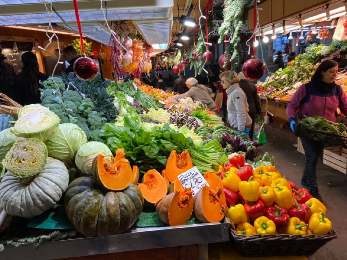 mercato orientale genova storia