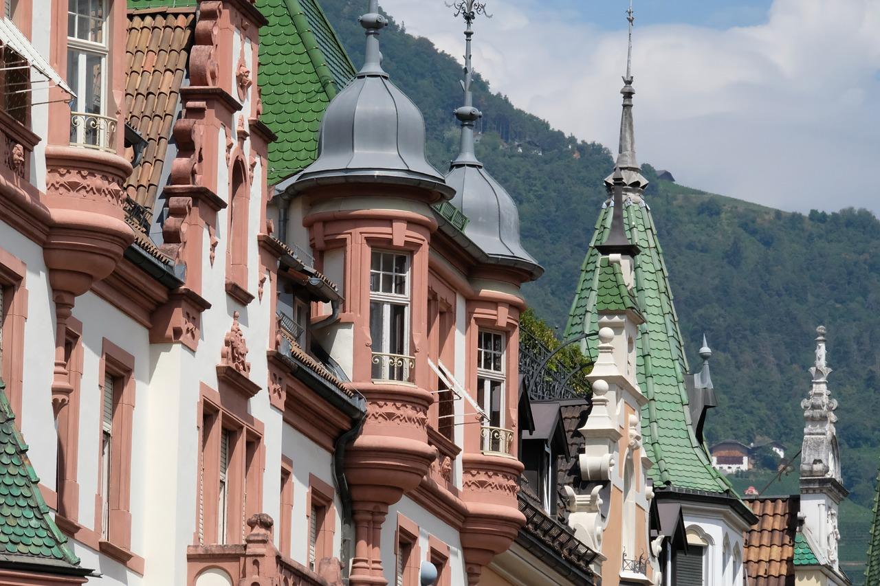 monumenti da visitare a bolzano