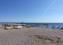ospedaletti spiagge libere