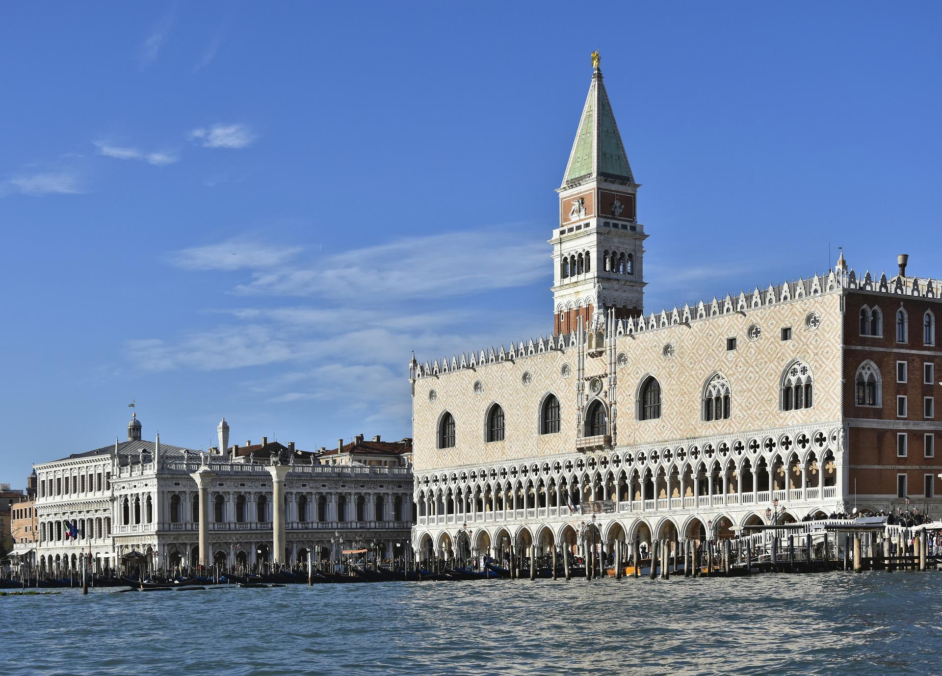 palazzo ducale venezia storia