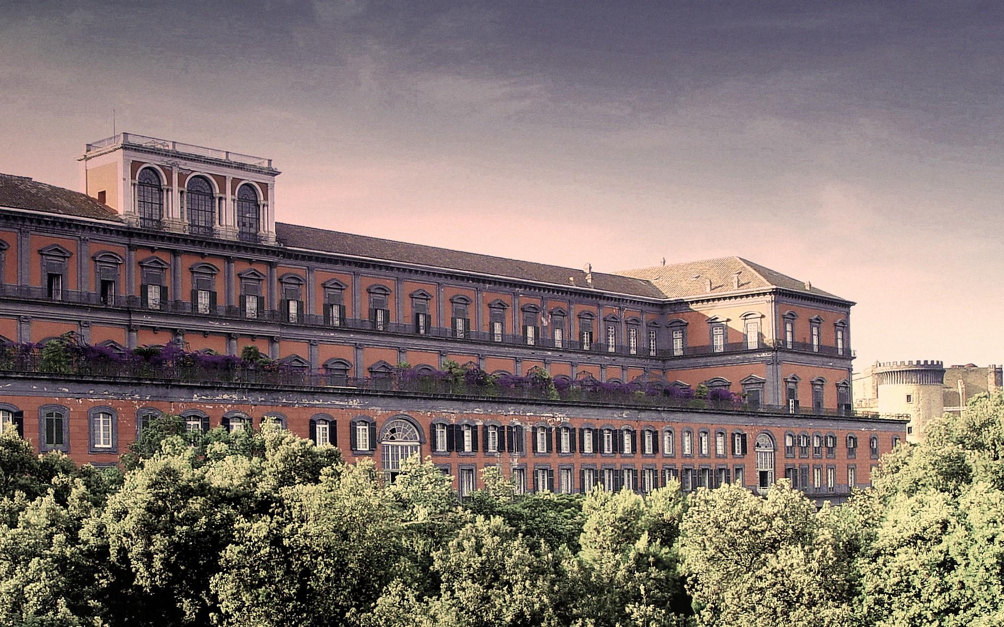 palazzo reale napoli storia