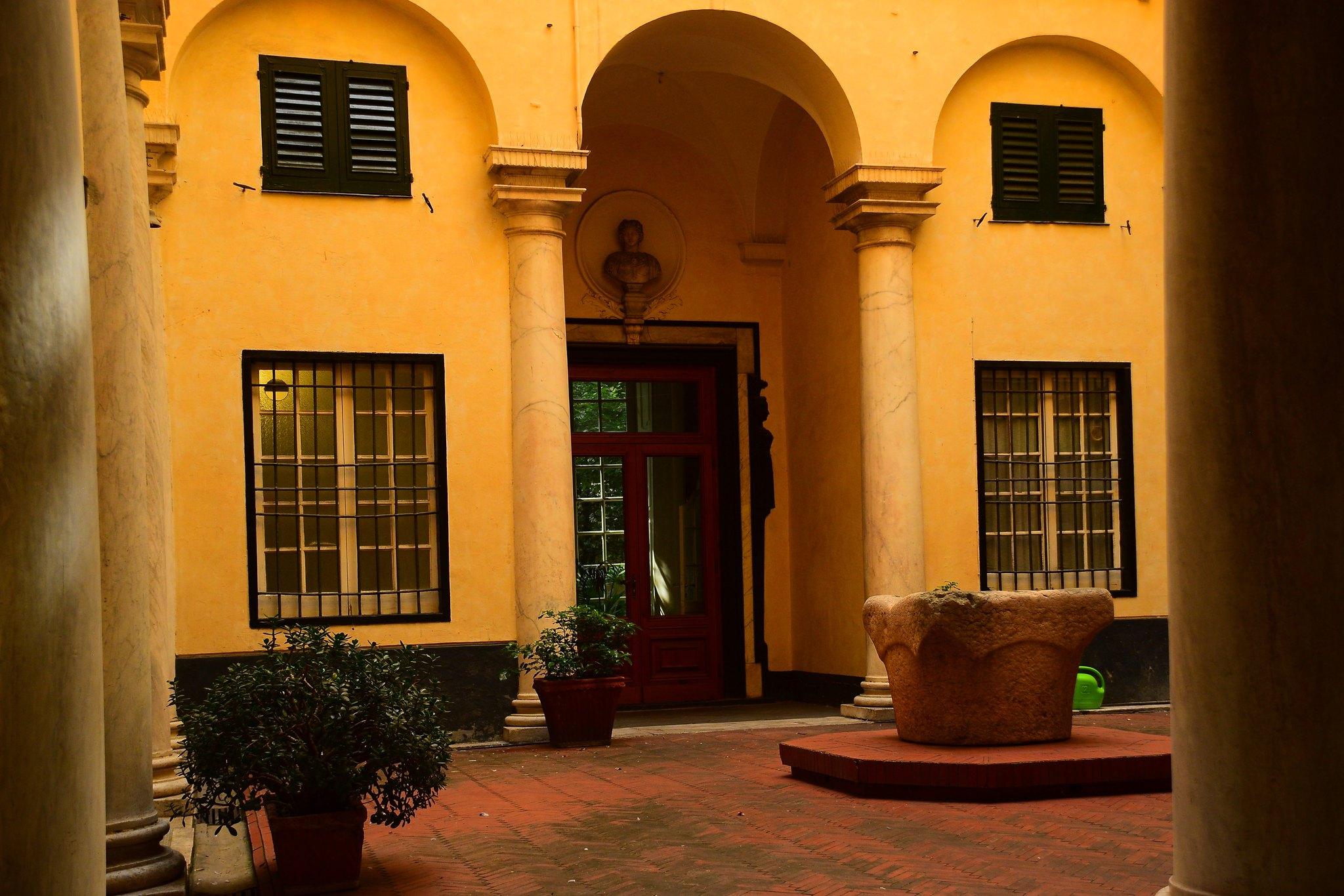 palazzo spinola genova storia