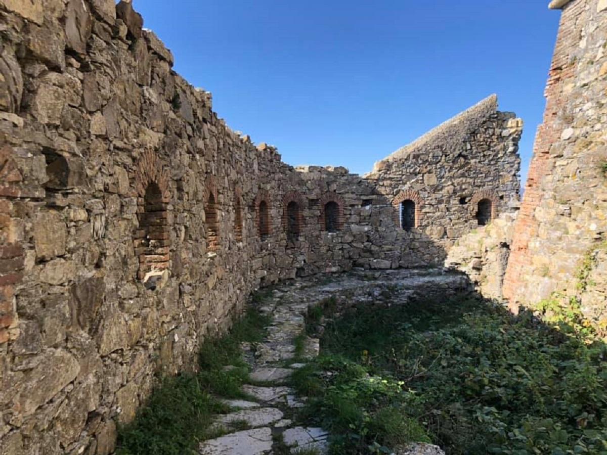 parco delle mura genova