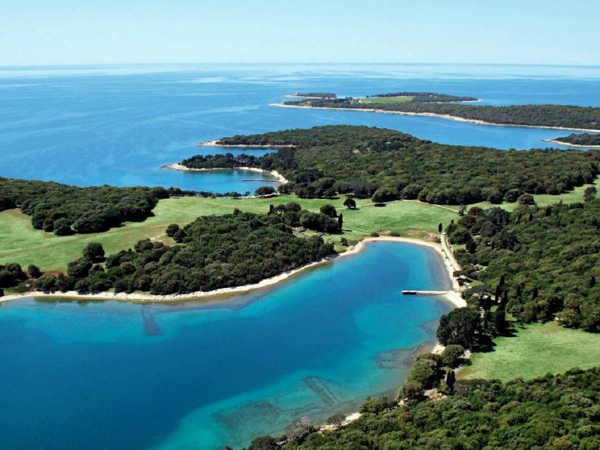 parco nazionale di brioni croazia