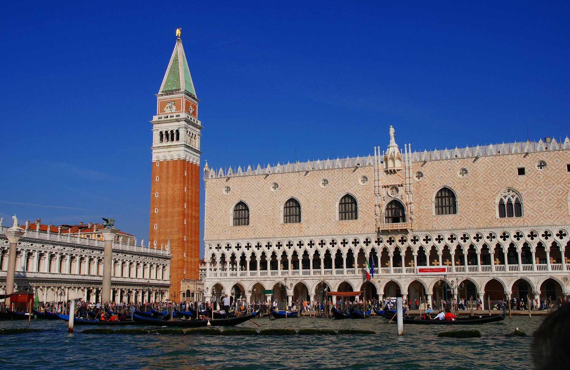 piazza san marco venezia storia