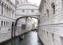 ponte dei sospiri venezia storia