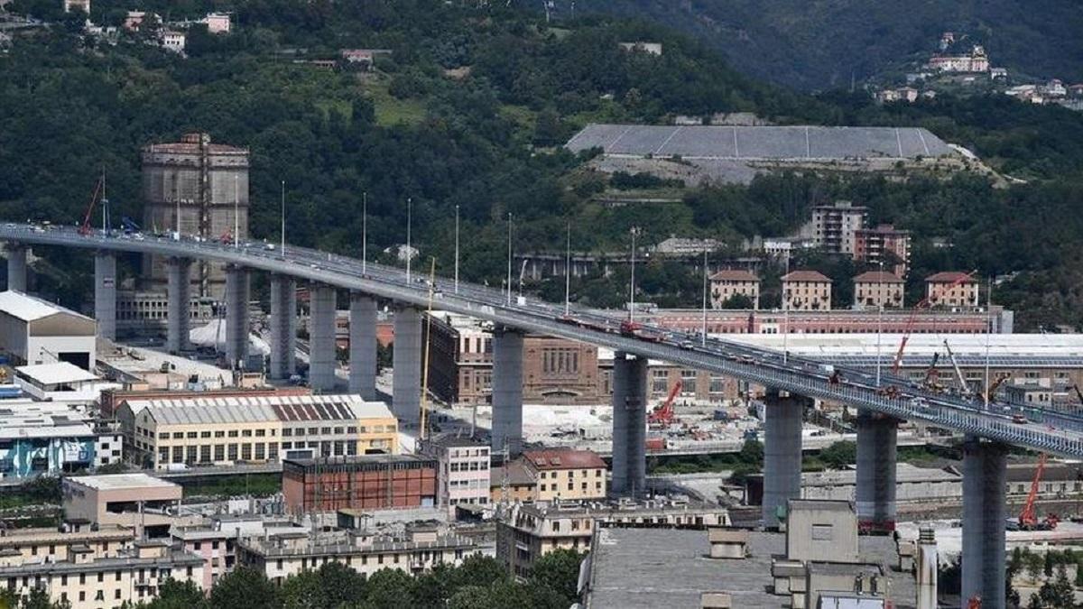 ponte san giorgio genova