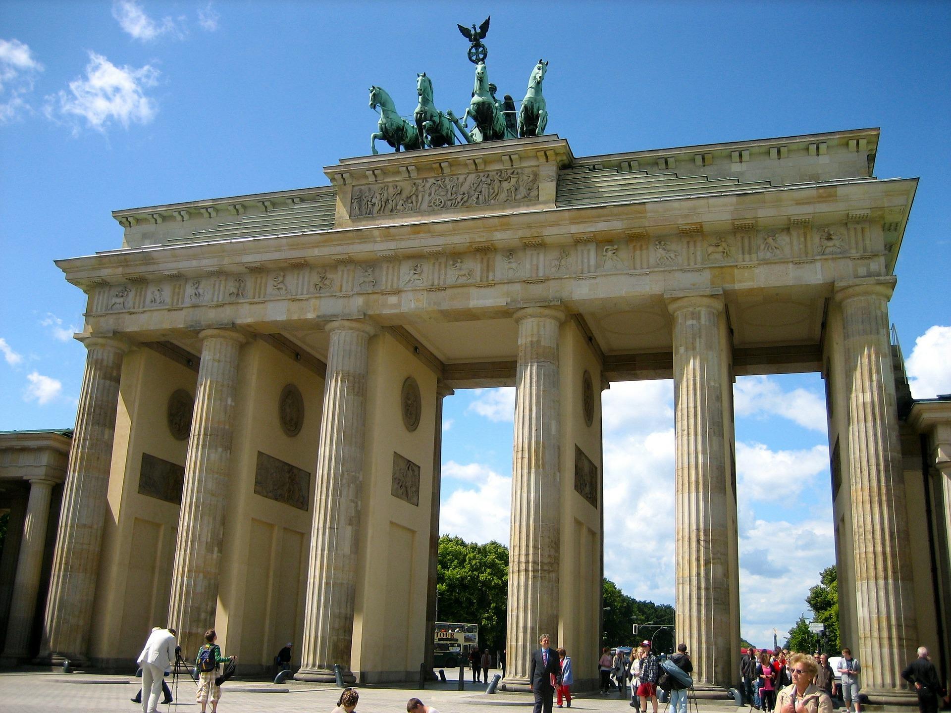 porta di brandeburgo storia