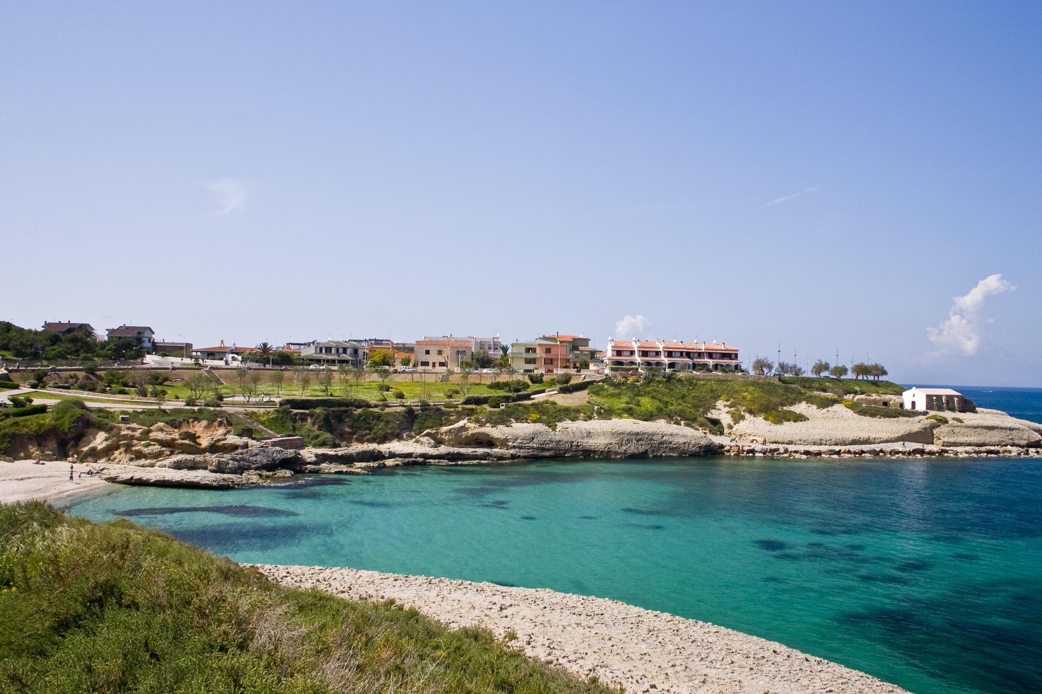 porto torres sardegna spiagge