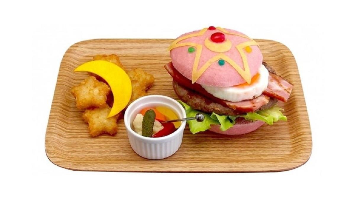 ristorante tema sailor moon tokyo