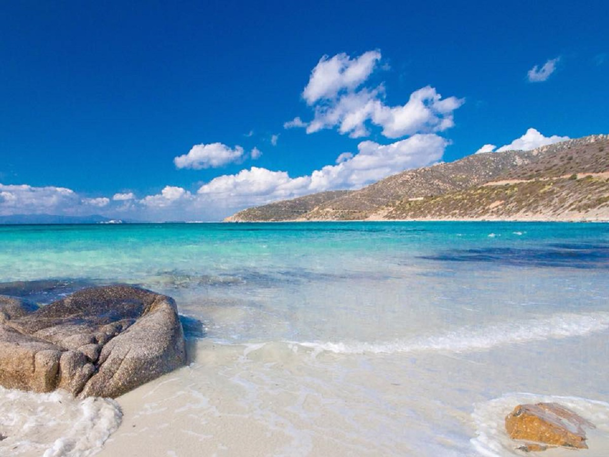 Spiaggia Mari Pintau Sardegna
