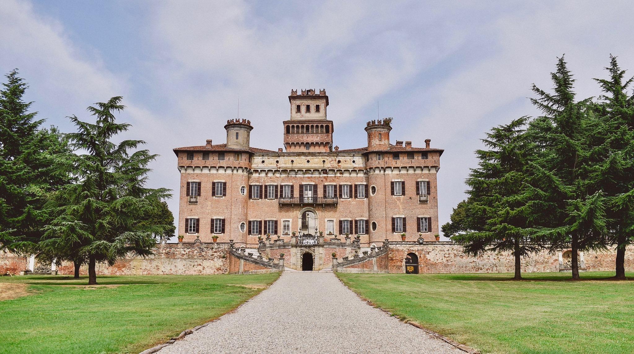 storia del castello di chignolo po