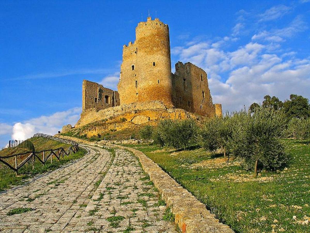 storia del castello di mazzarino
