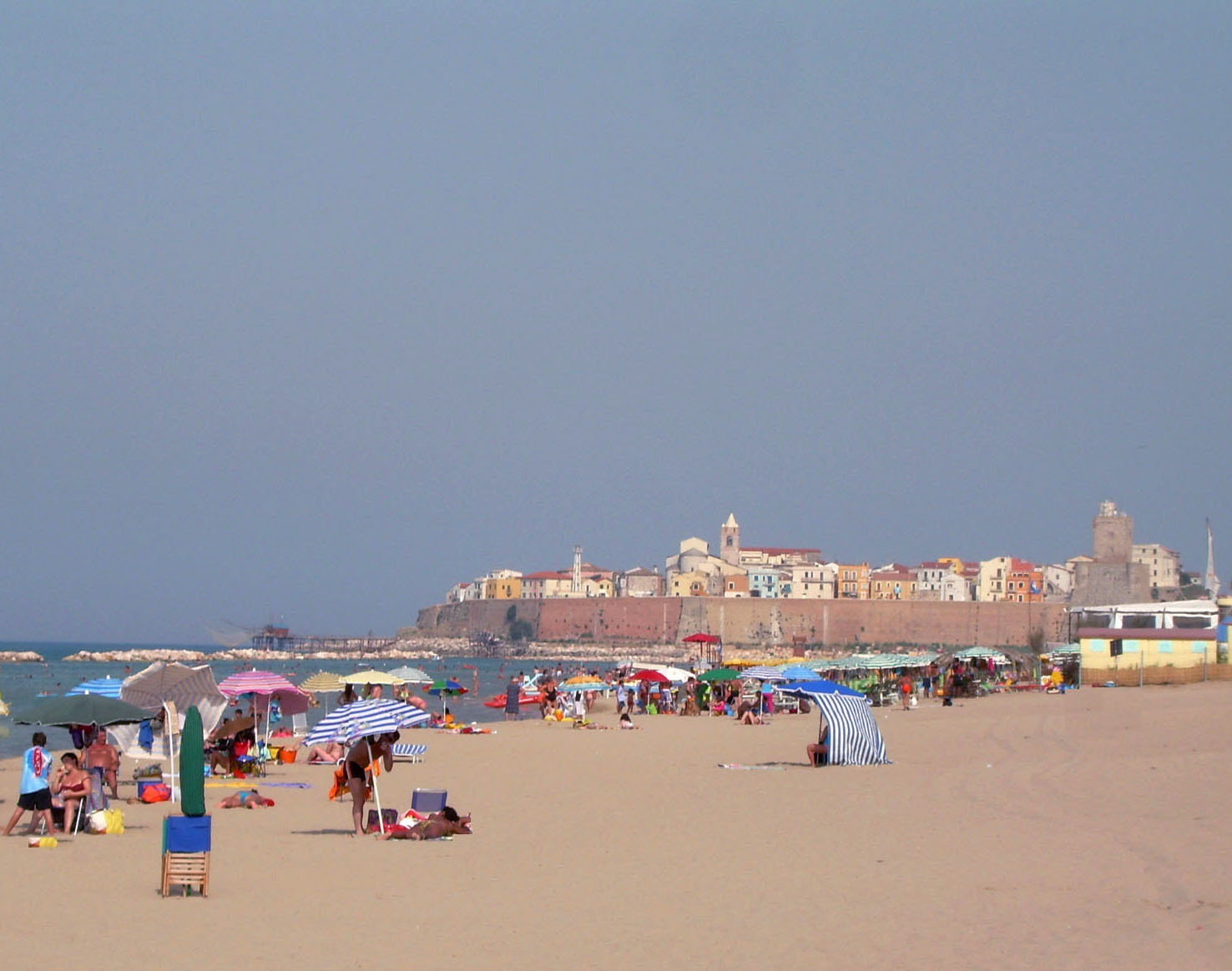 termoli spiagge libere