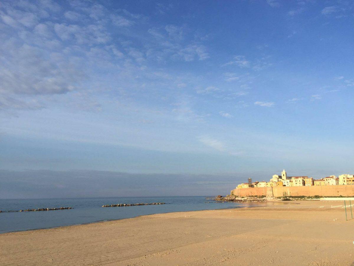 termoli spiaggia