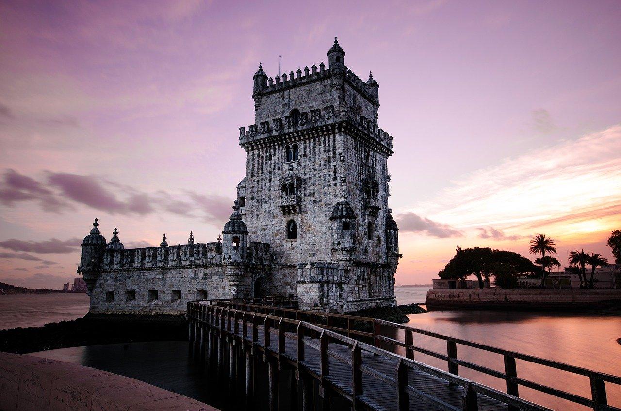 torre di belem lisbona storia