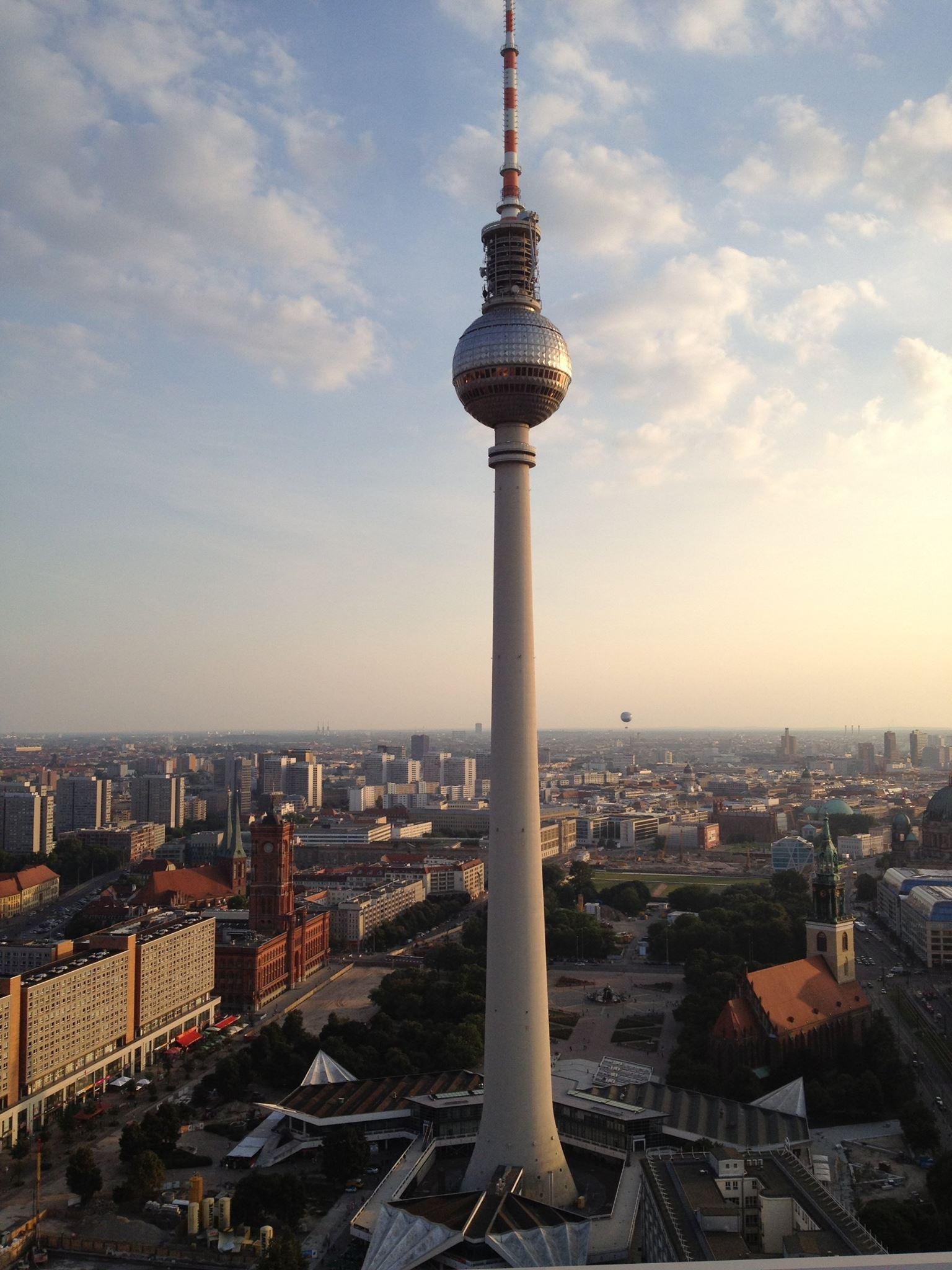 Tv Tower berlino