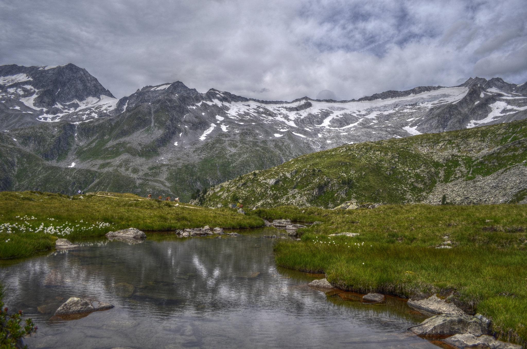 valle aurina escursioni con le ciaspole