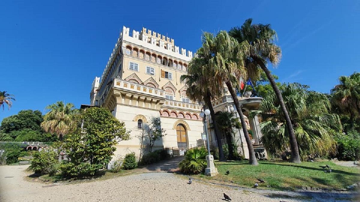 Villa Negrotto Cambiaso e Parco Comunale