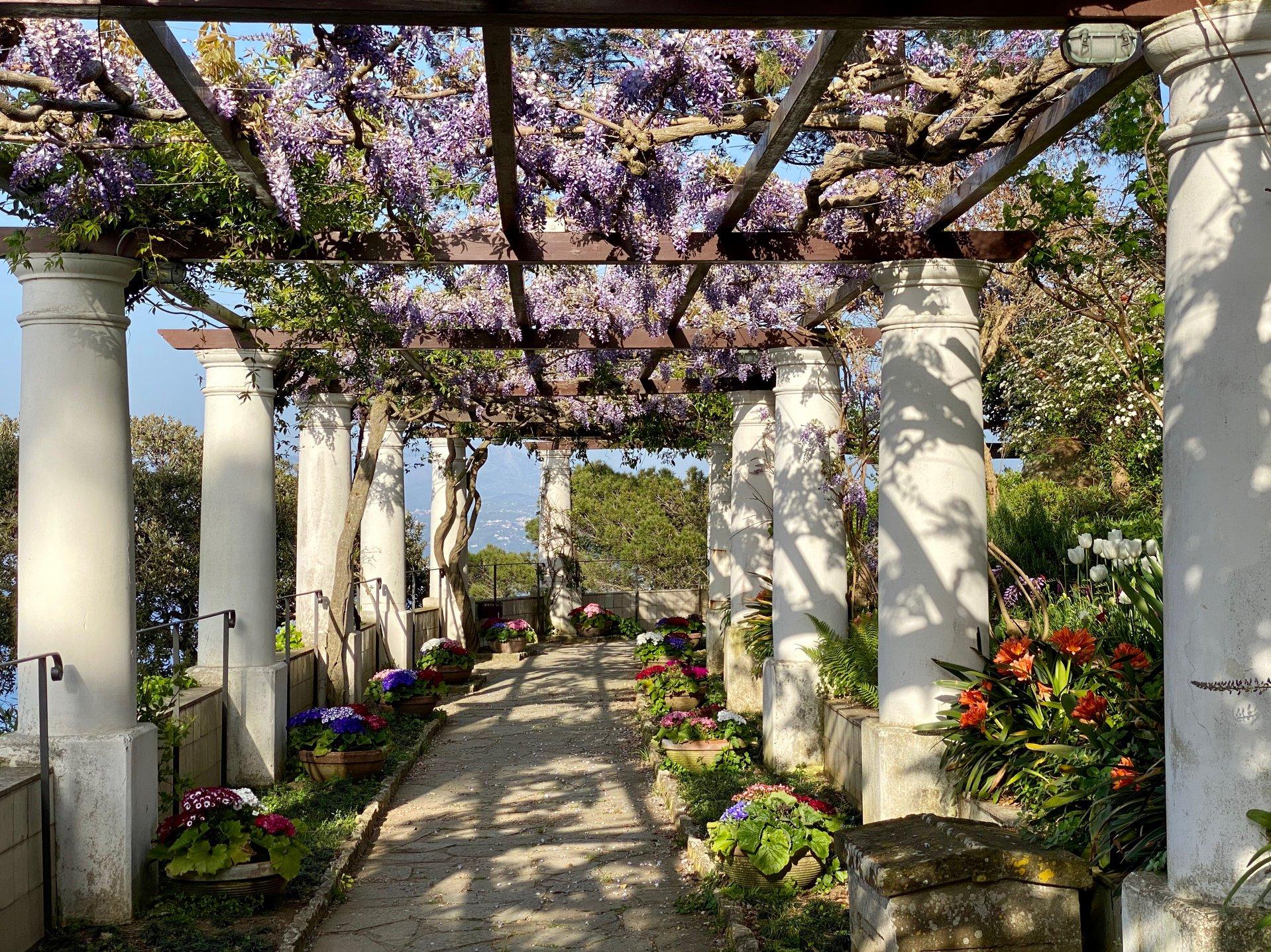 Villa San Michele di Capri