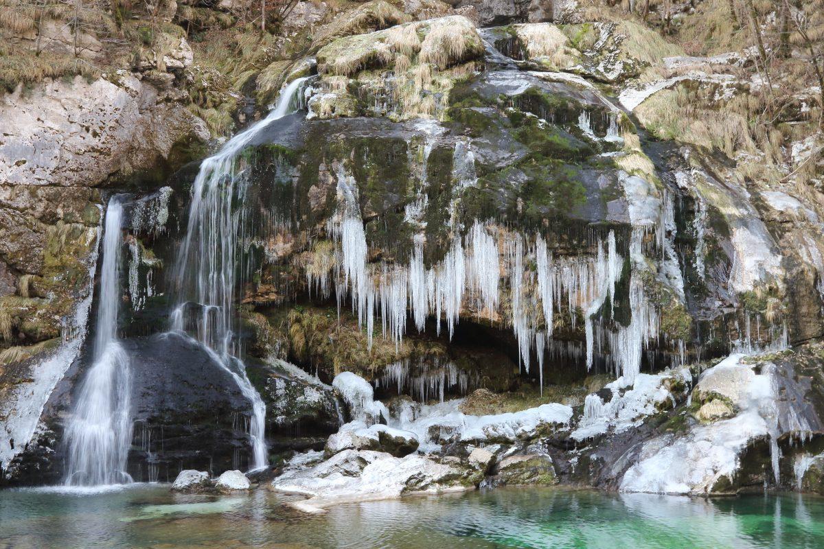 cascata virje