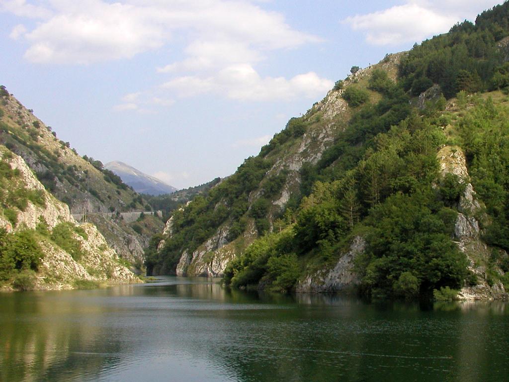 lago abruzzo