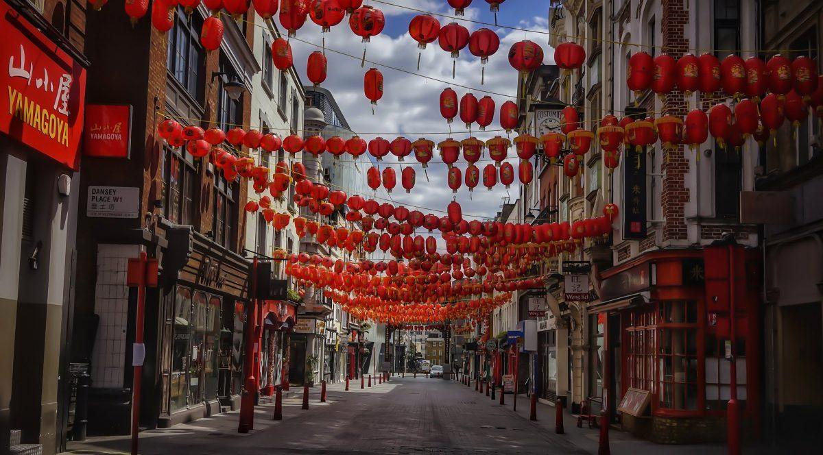 chinatown di londra