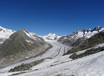aletsch glacier come arrivare