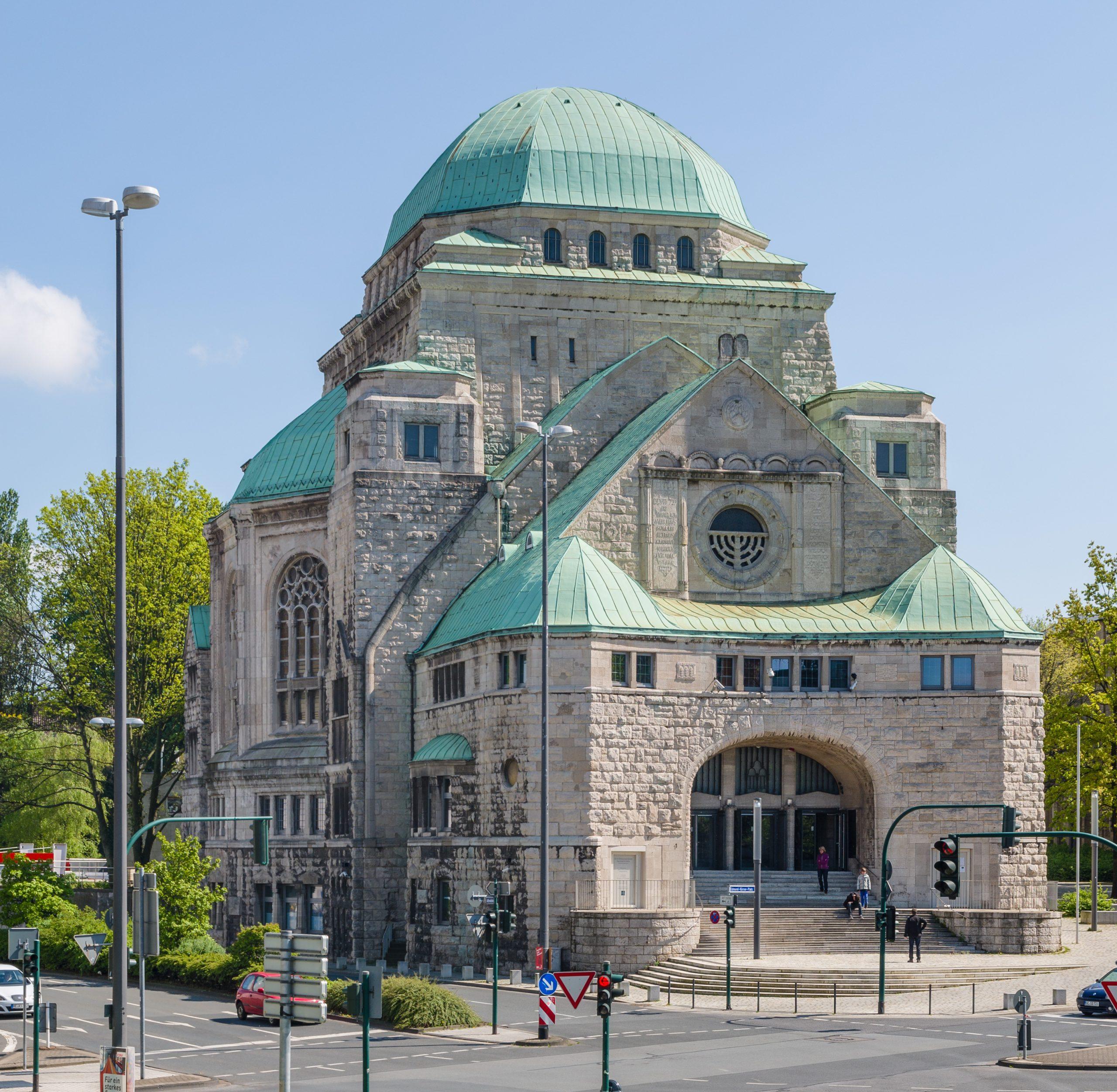 Sinagoga vecchia di Essen