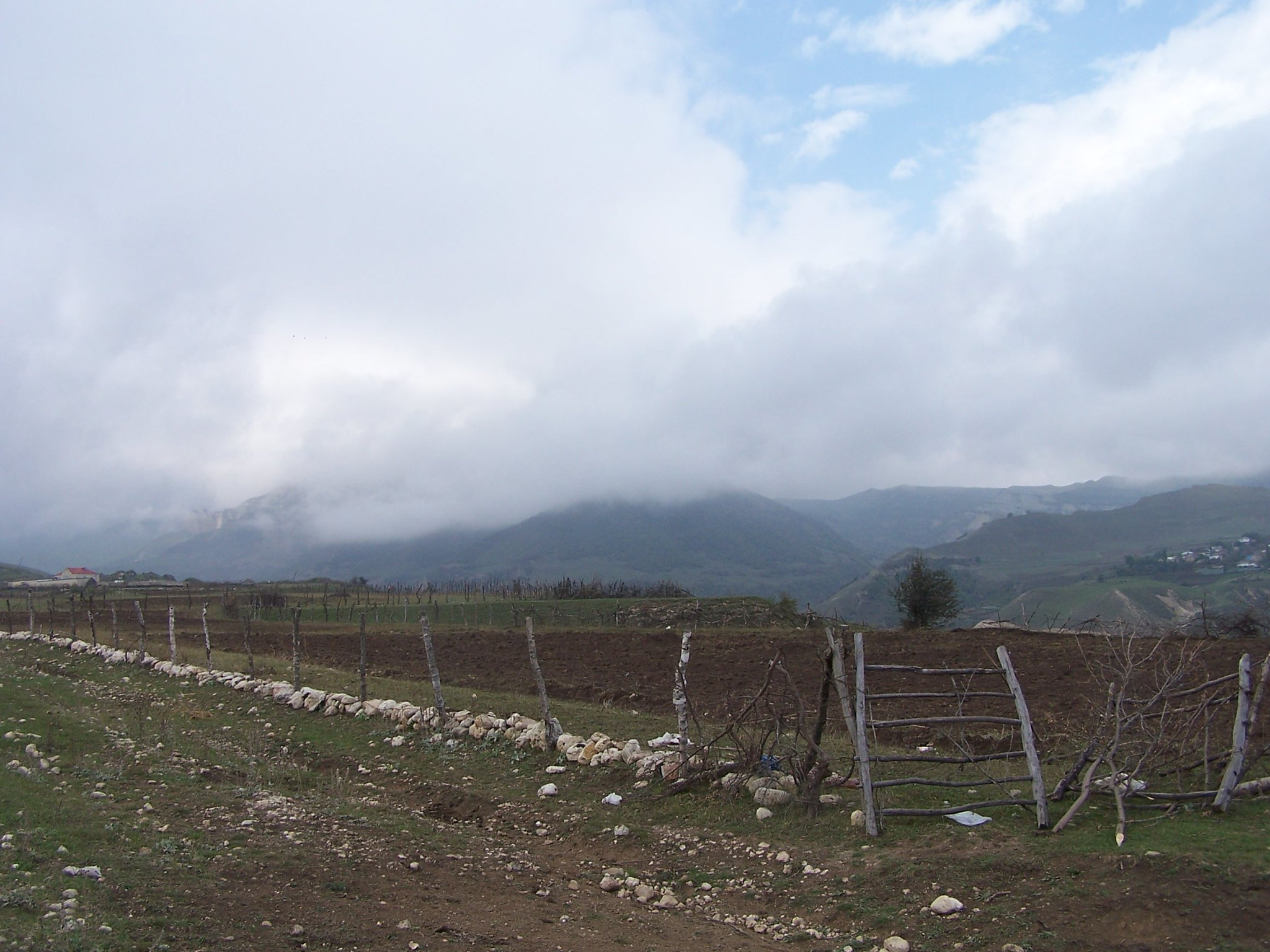 azerbaijan villaggi