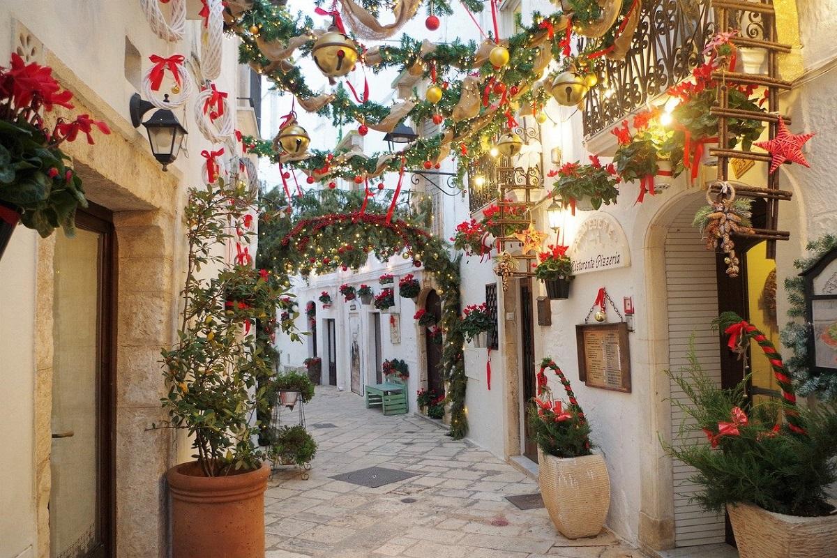 Borghi d'Italia da visitare a Natale