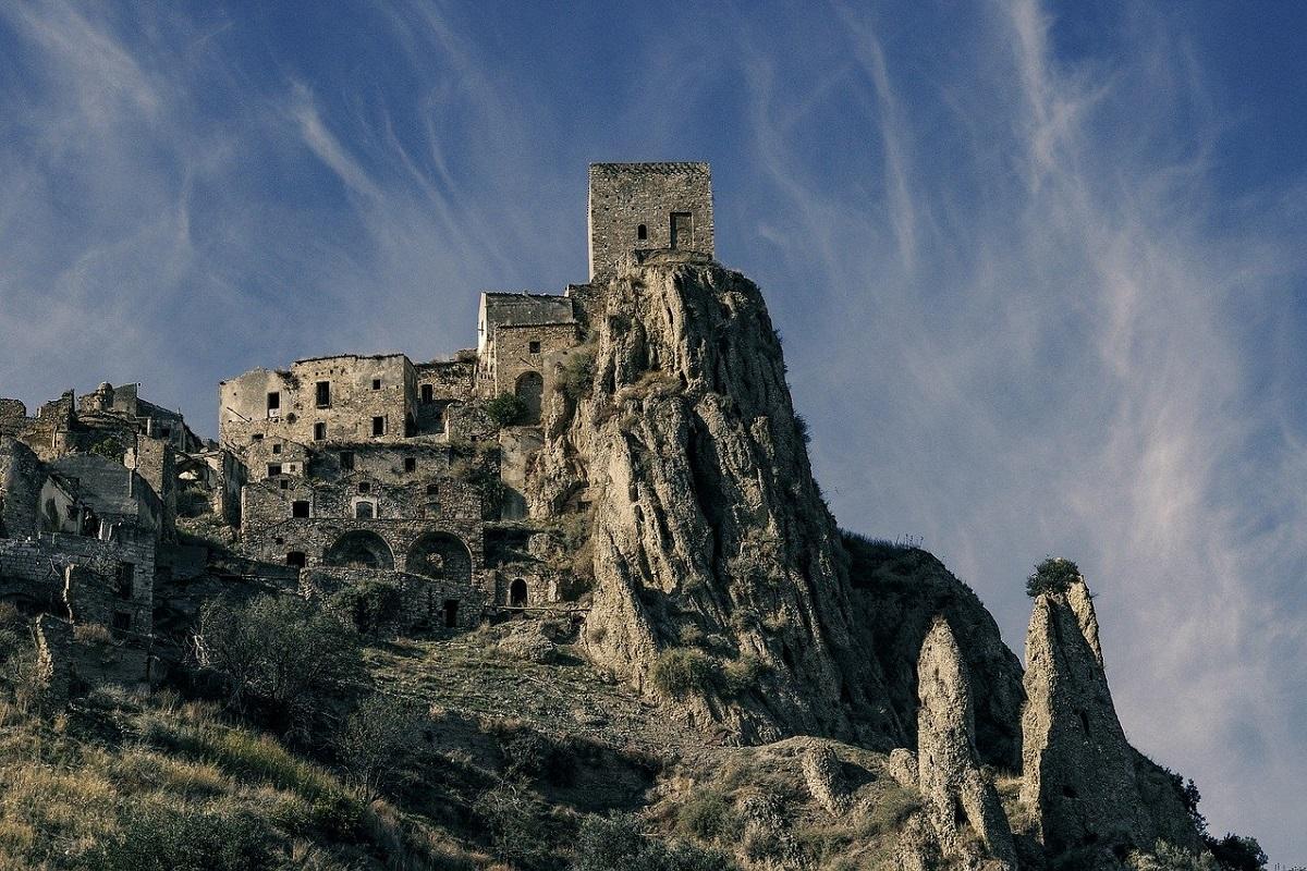 Borghi fantasma Basilicata
