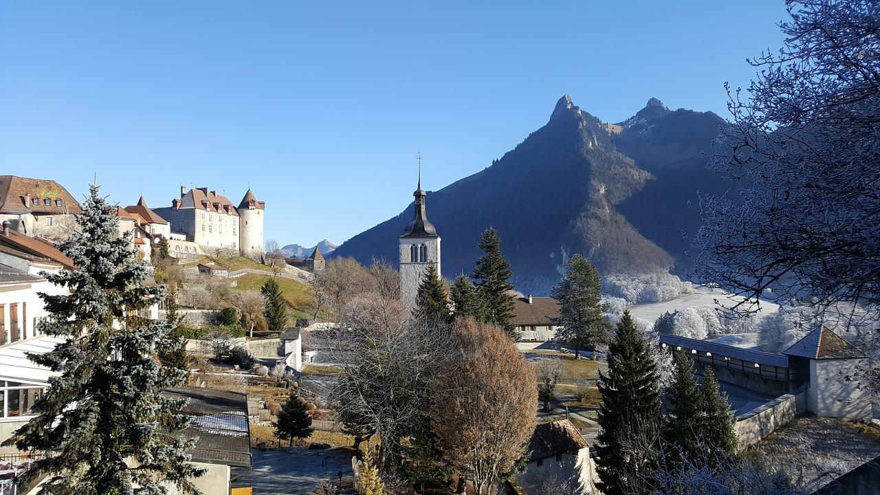 borghi svizzera francese