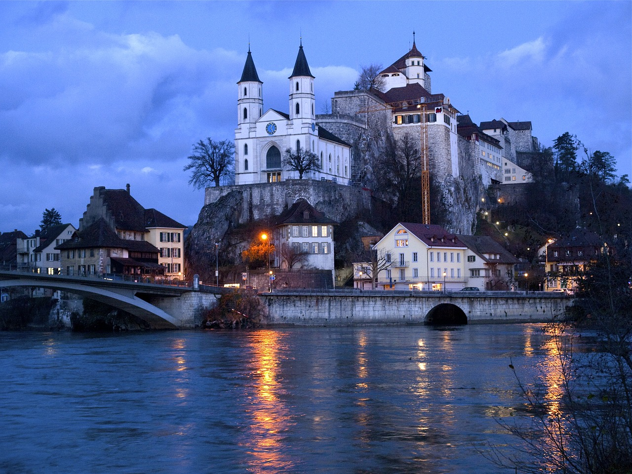 borghi svizzera tedesca