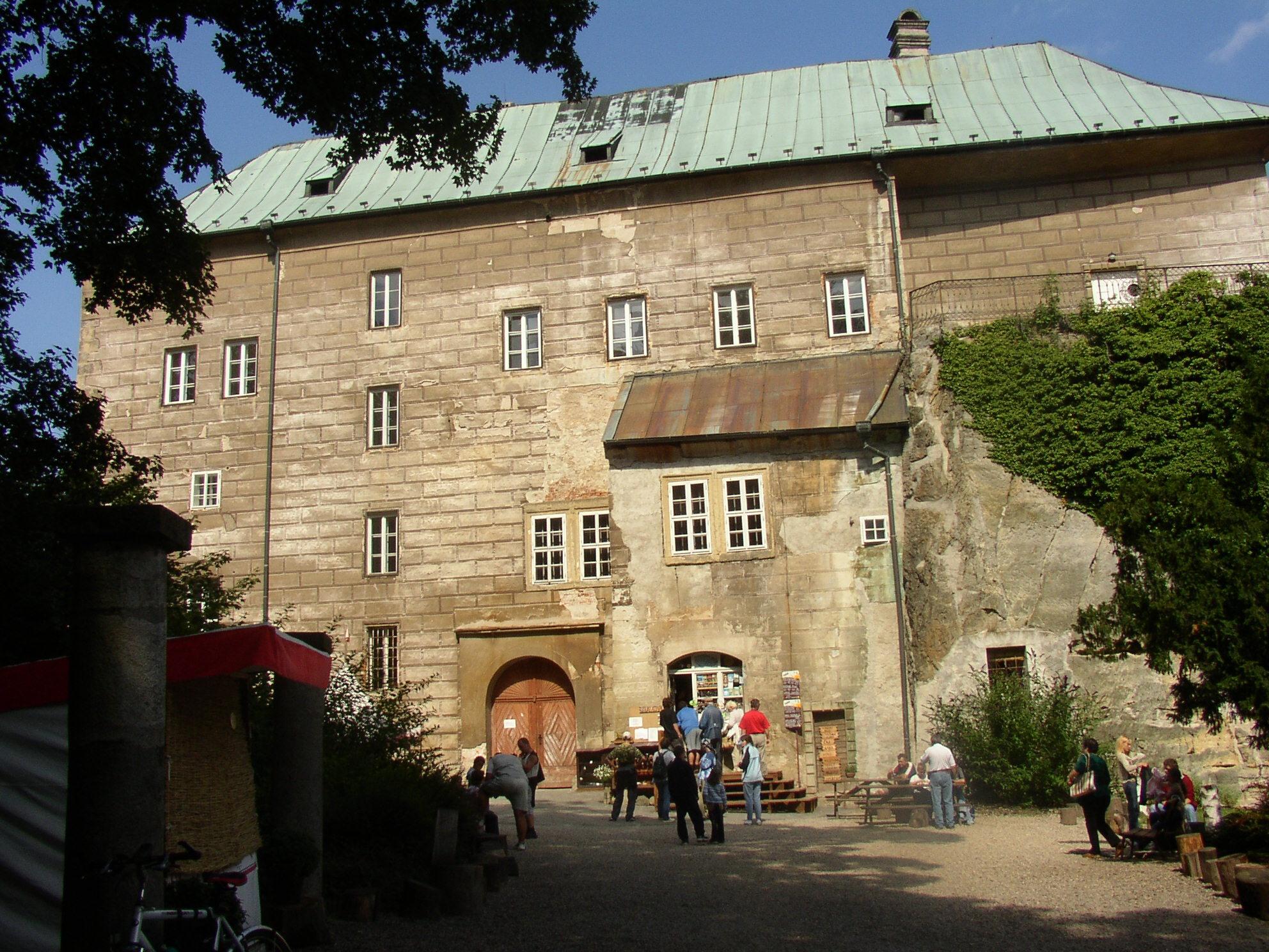 Castello di Houska