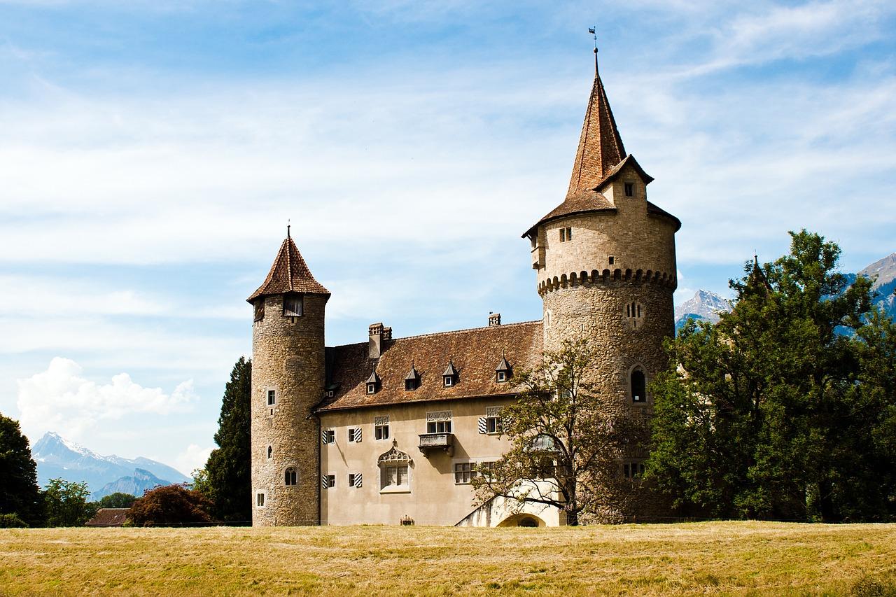 castelli svizzera da visitare