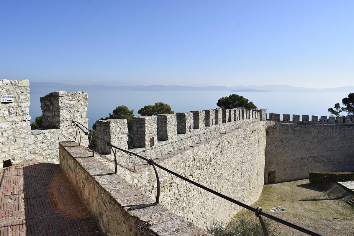 Castelli Umbria visitabili