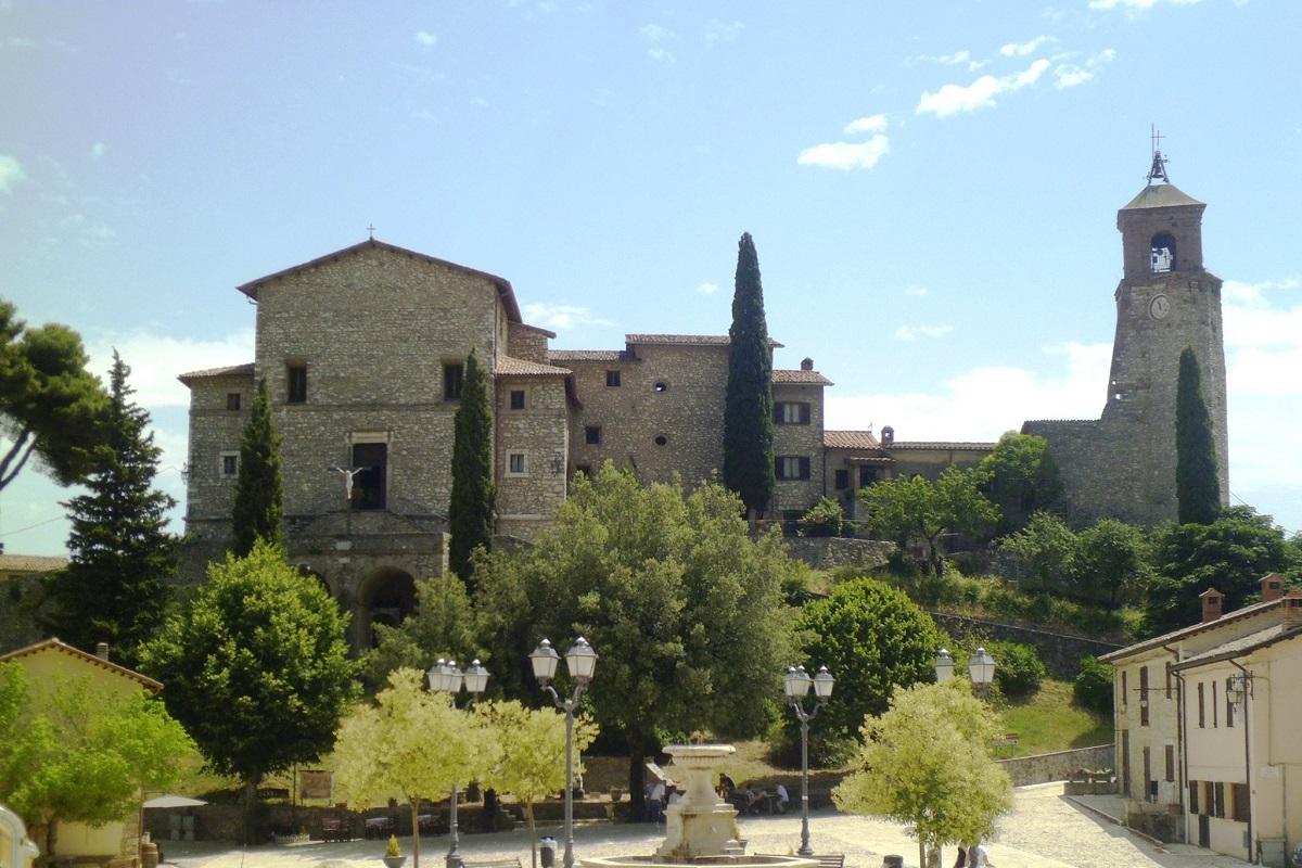 Castello di Greccio
