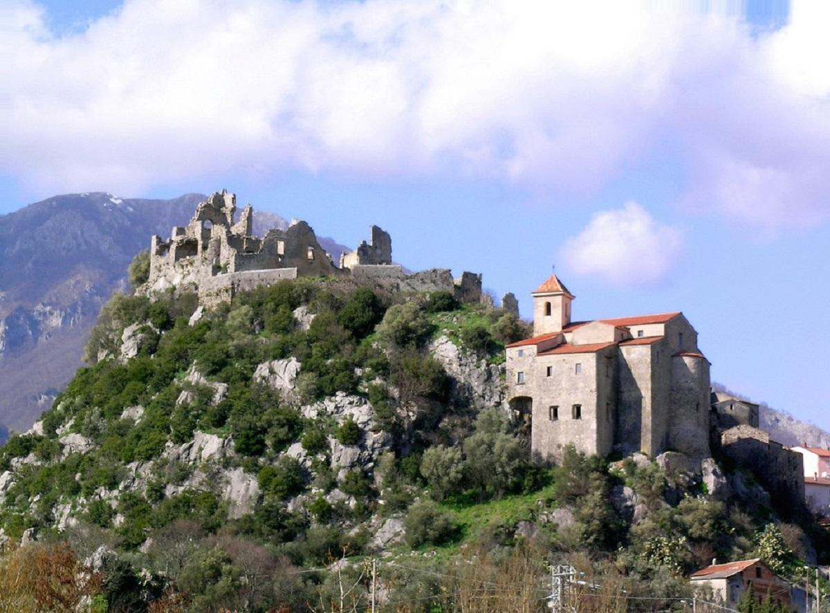 Castello di Quaglietta: storia