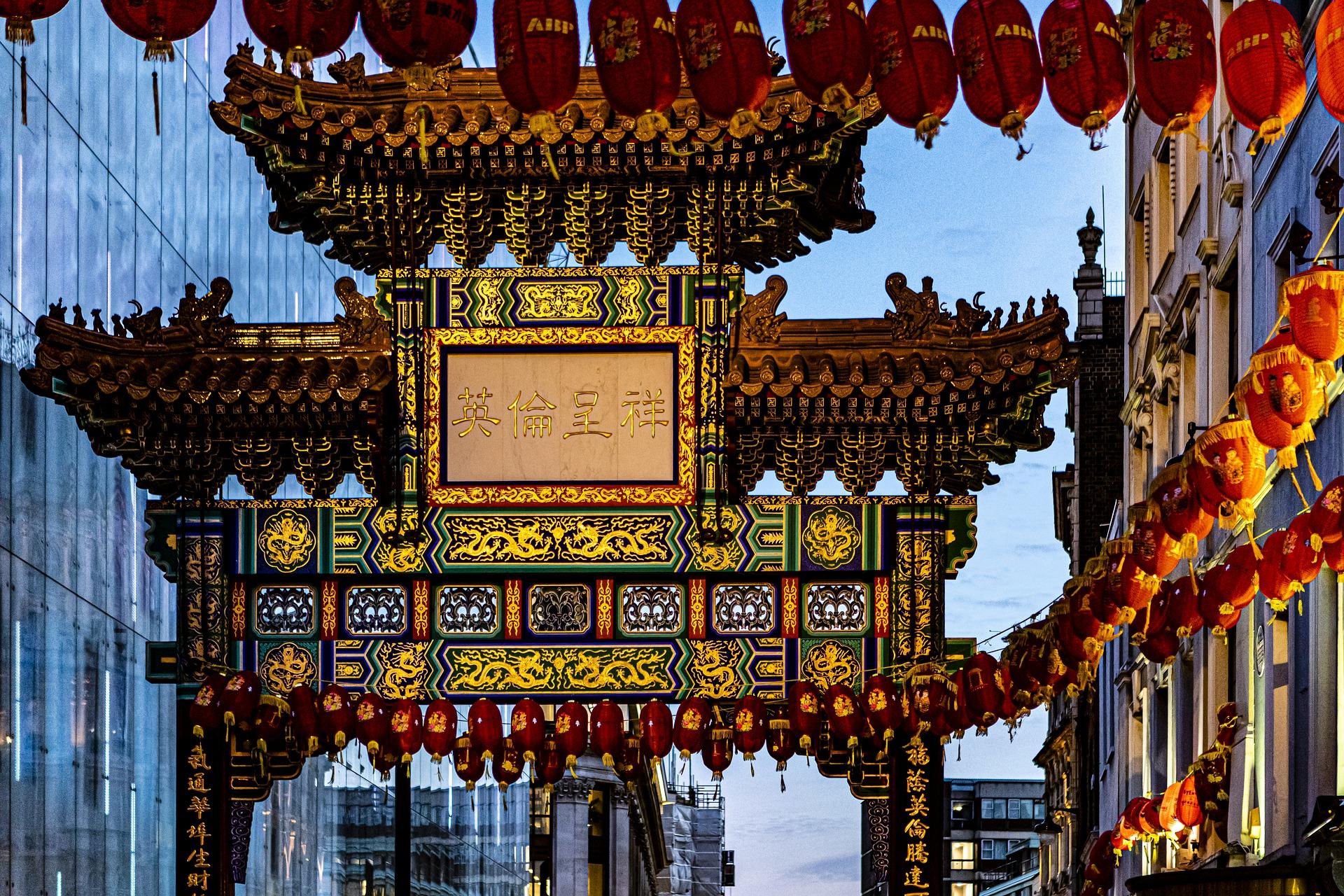chinatown londra cosa vedere
