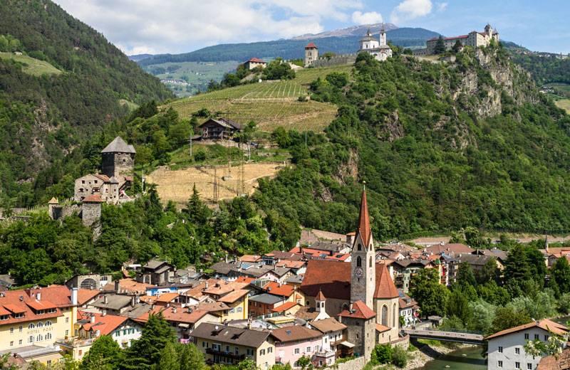 Chiusa, Trentino-Alto Adige