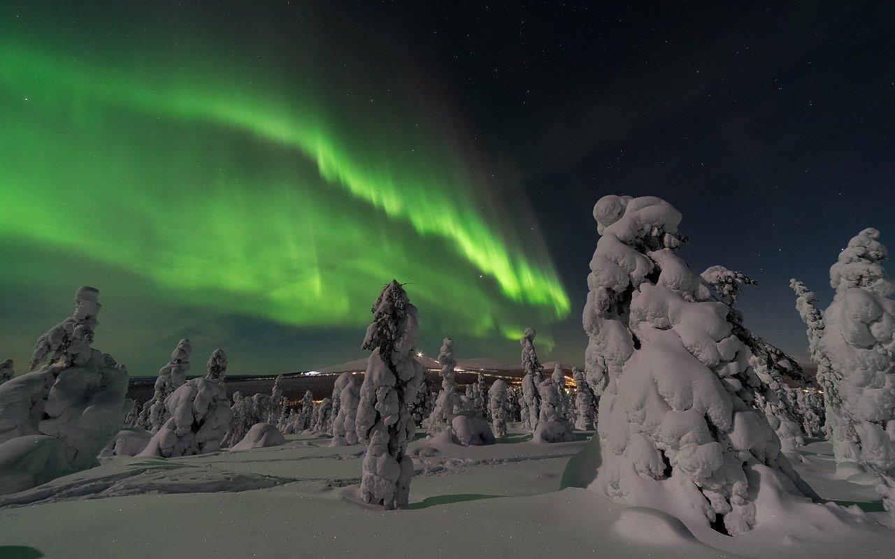 finlandia cosa vedere in inverno