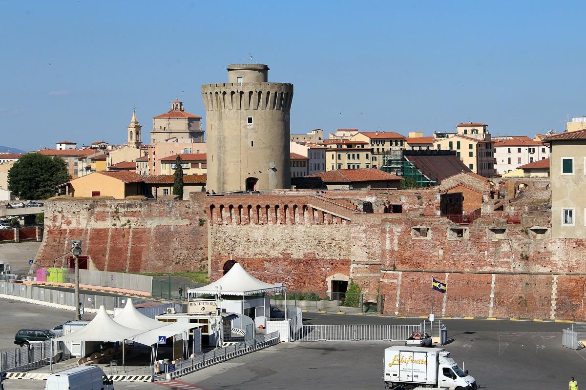 Fortezza Vecchia Livorno visita storia