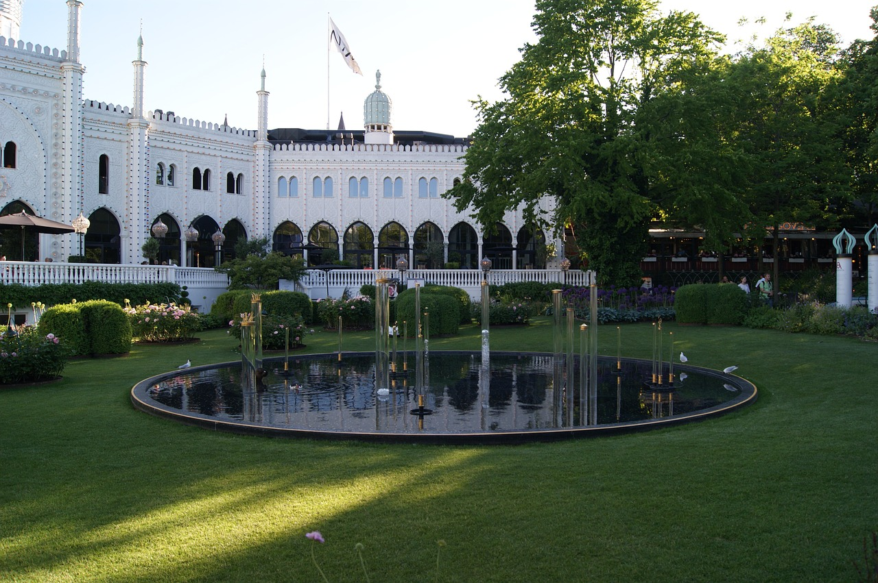 Giardini Tivoli, Copenhagen