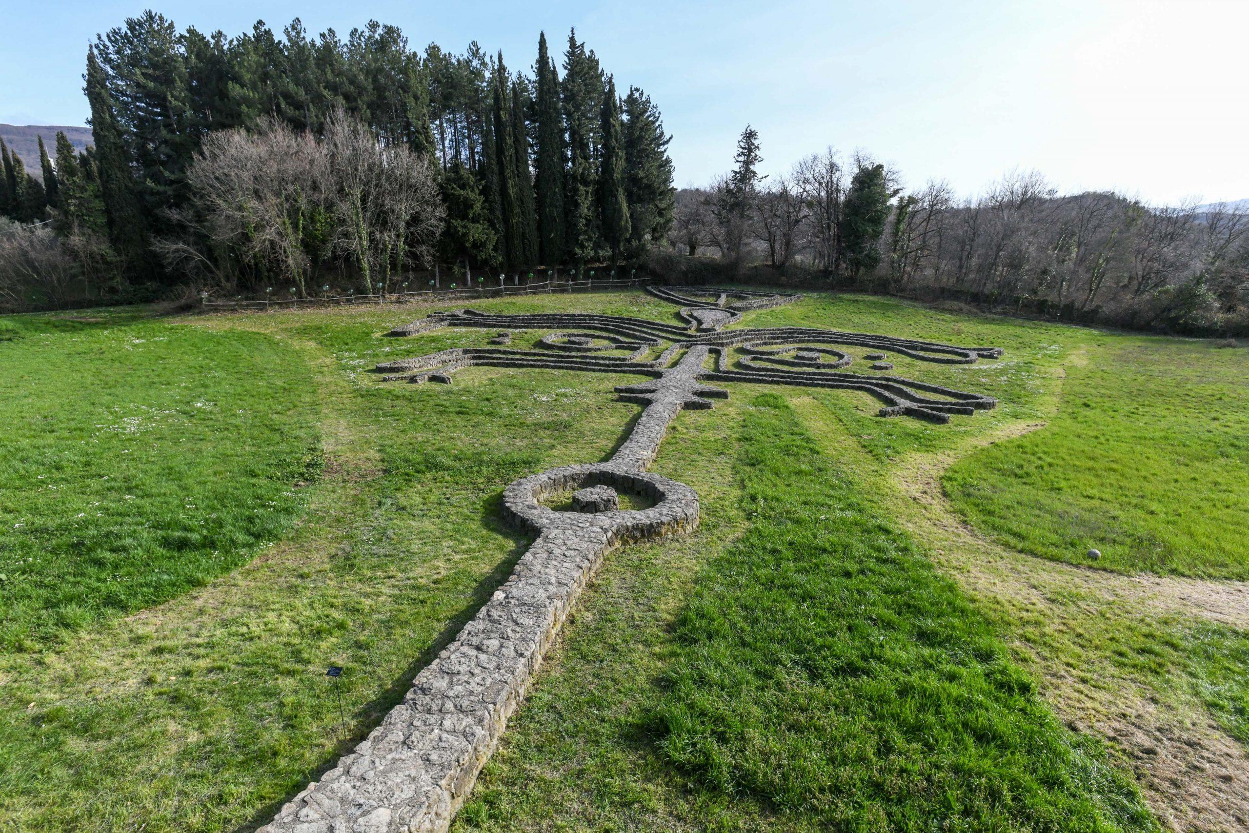 giardino daniel spoerri toscana