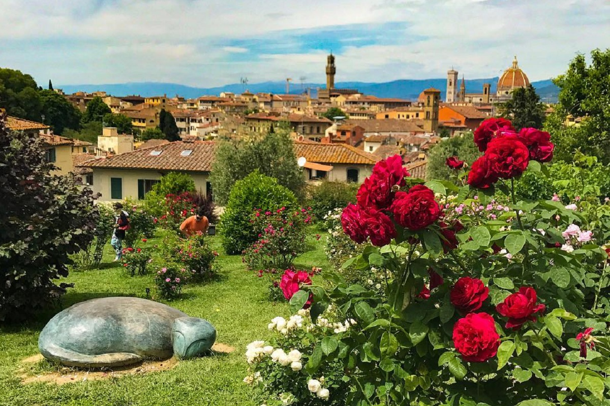 giardino delle rose firenze orari e prezzi
