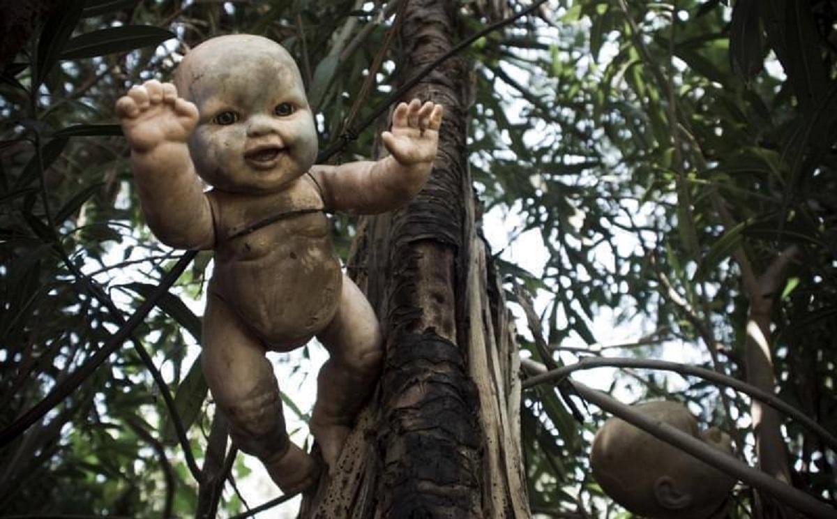 isola delle bambole messico storia