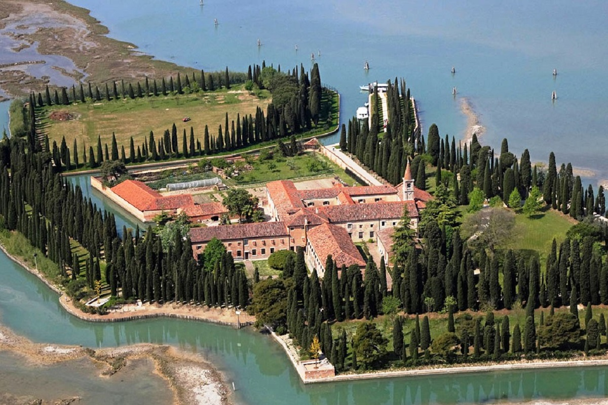 isole segrete venezia