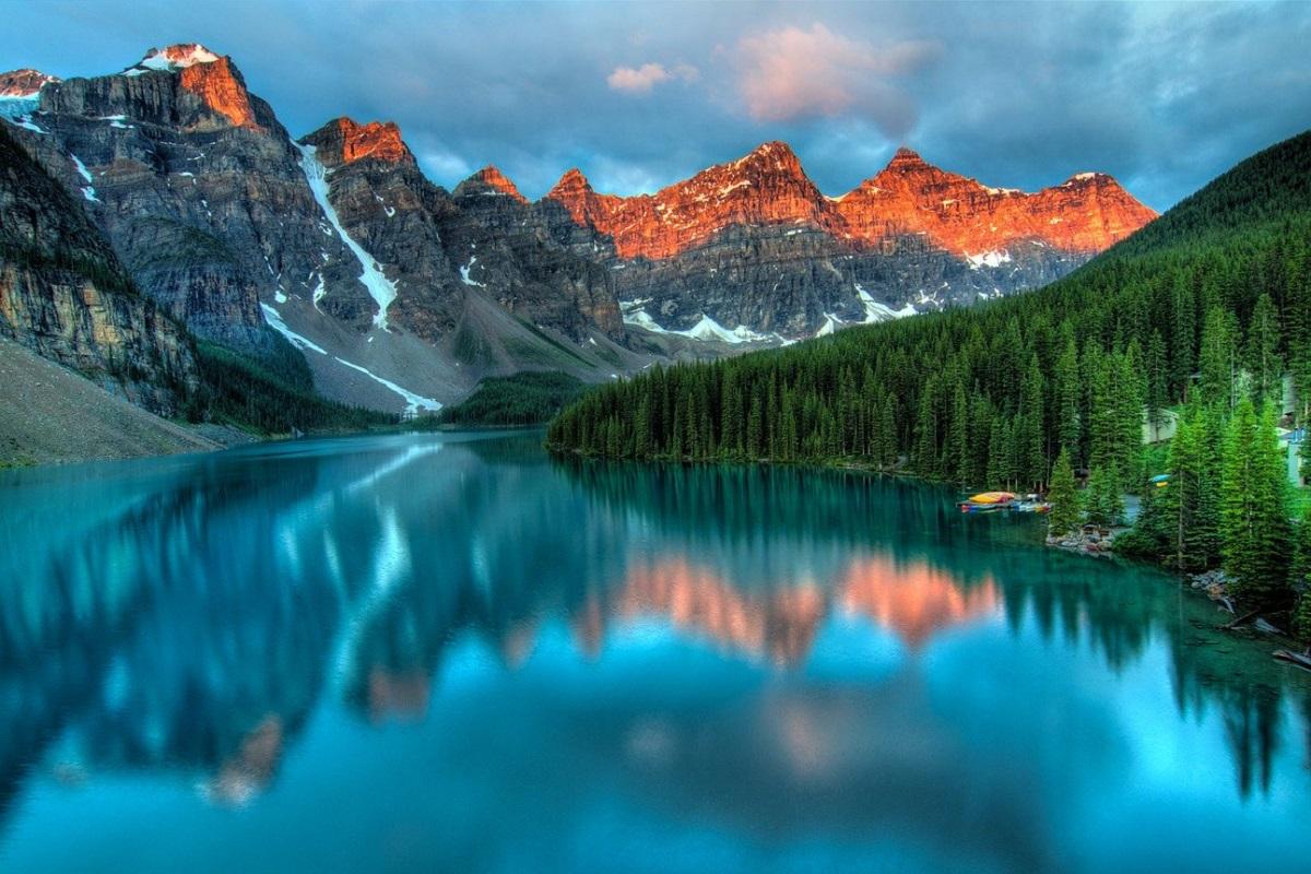 laghi colorati più belli del mondo