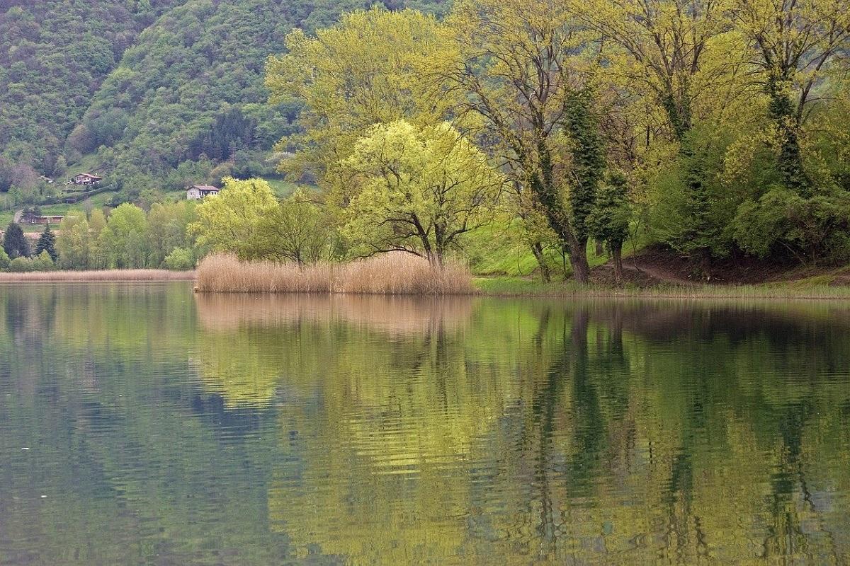 lago di endine trekking